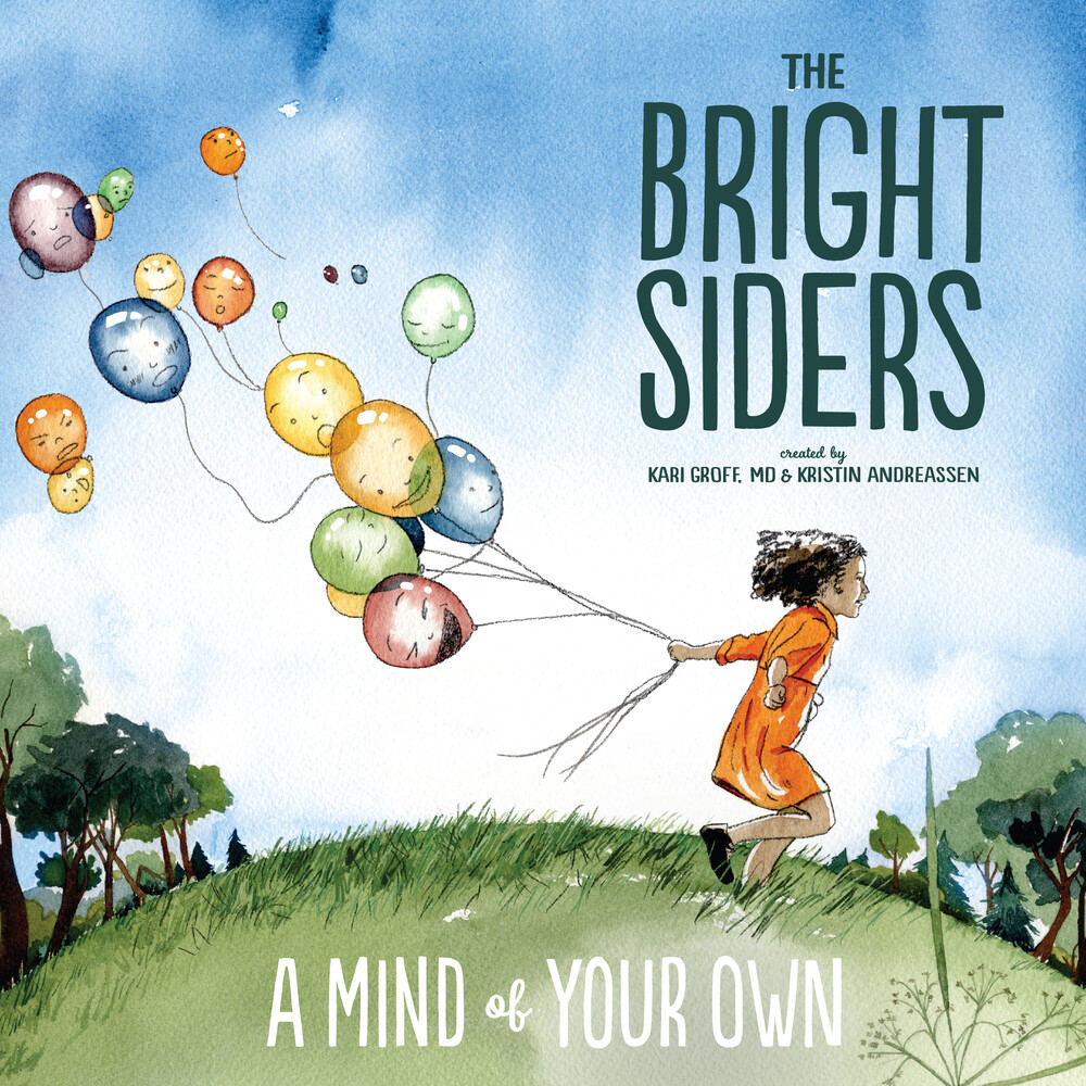 Bright Siders - Mind Of Your Own [Digipak]