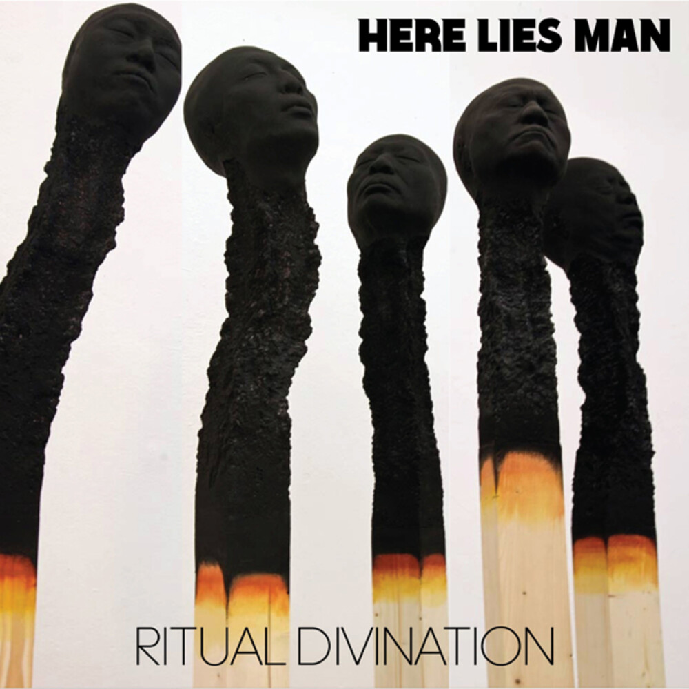 Here Lies Man - Ritual Divination