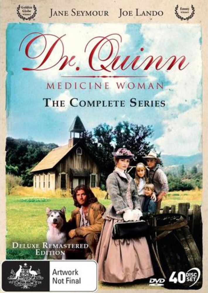 Orson Bean - Dr Quinn Medicine Woman: The Complete Series