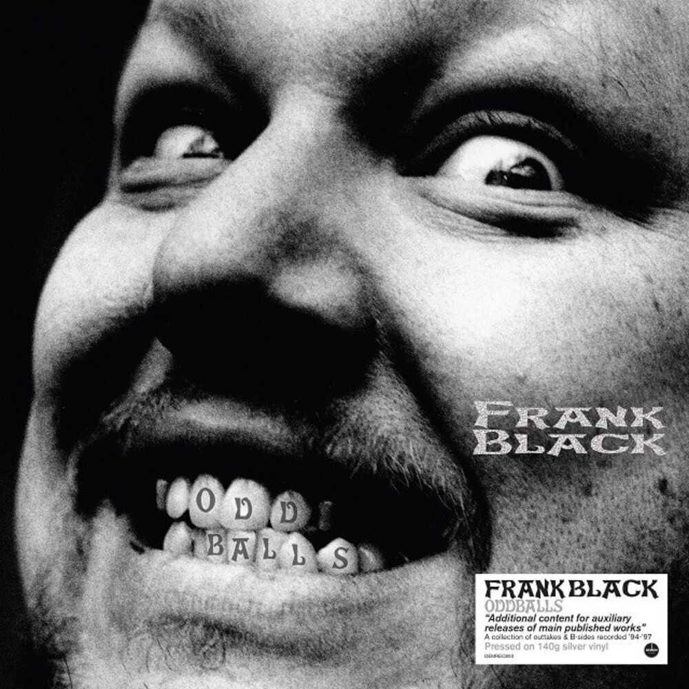 Frank Black - Oddballs [140-Gram Silver Colored Vinyl]
