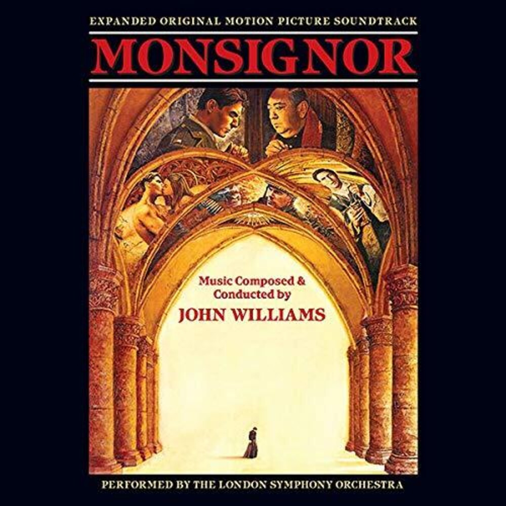 John Williams - Monsignor (Expanded Original Motion Picture Soundtrack)