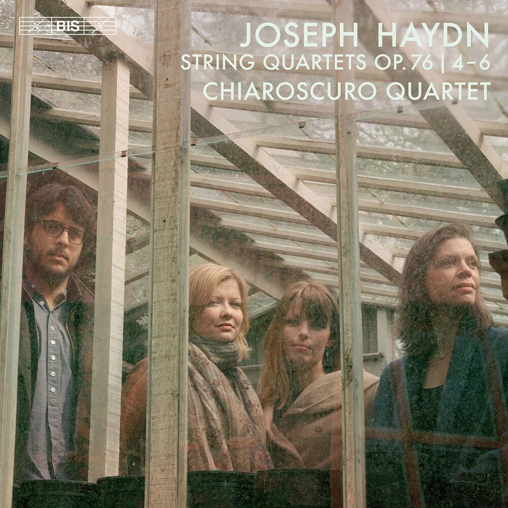 Haydn / Chiaroscuro Quartet - String Quartets 76