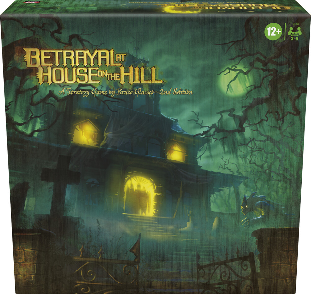 Betrayal at House on the Hill - Betrayal At House On The Hill (Wbdg)