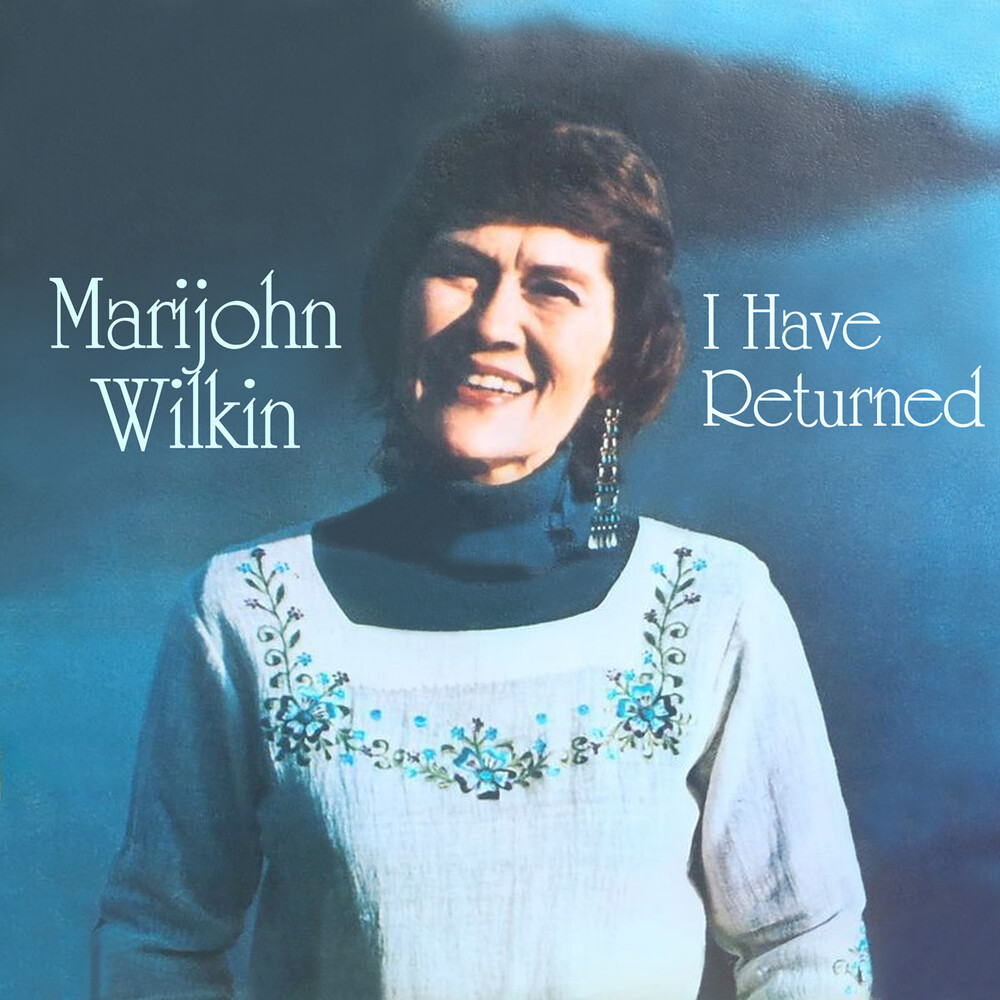 Marijohn Wilkin - I Have Returned