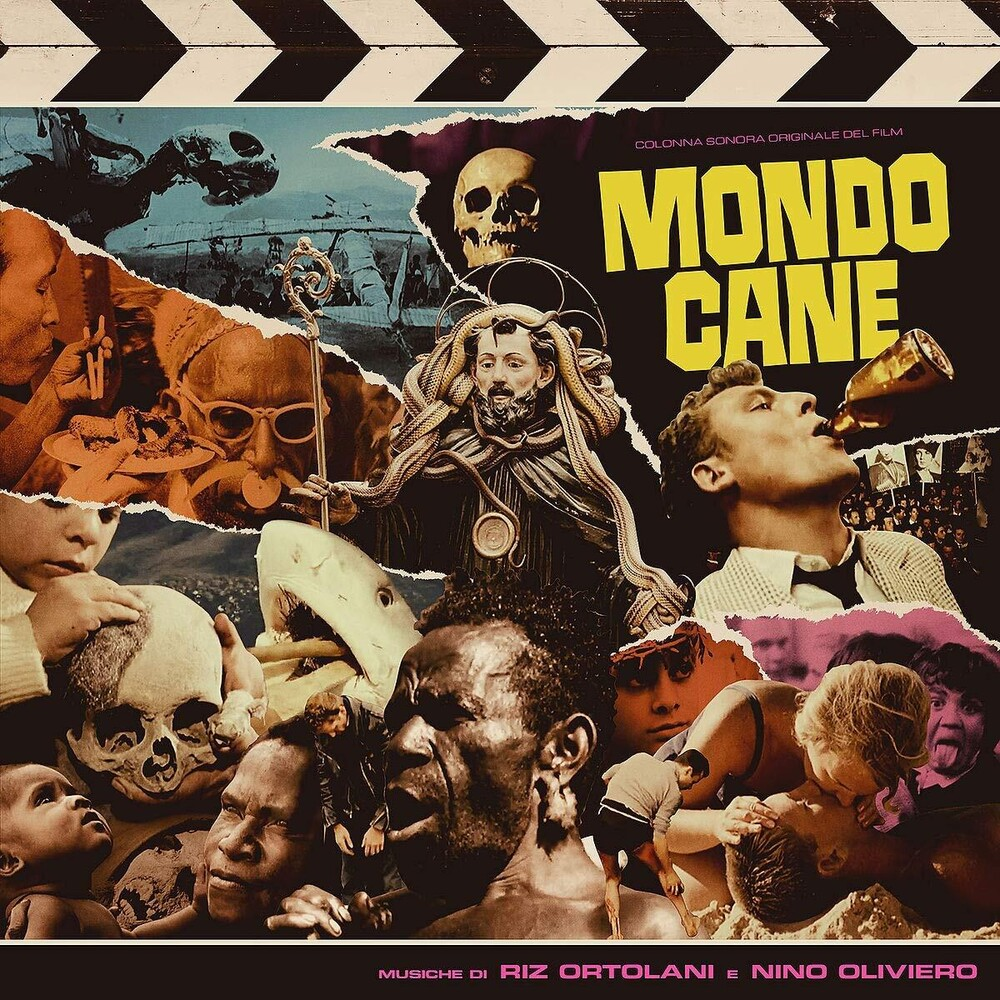 Riz Ortolani  / Oliviero,Nino (Gate) (Uk) - Mondo Cane (Original Motion Picture Soundtrack)