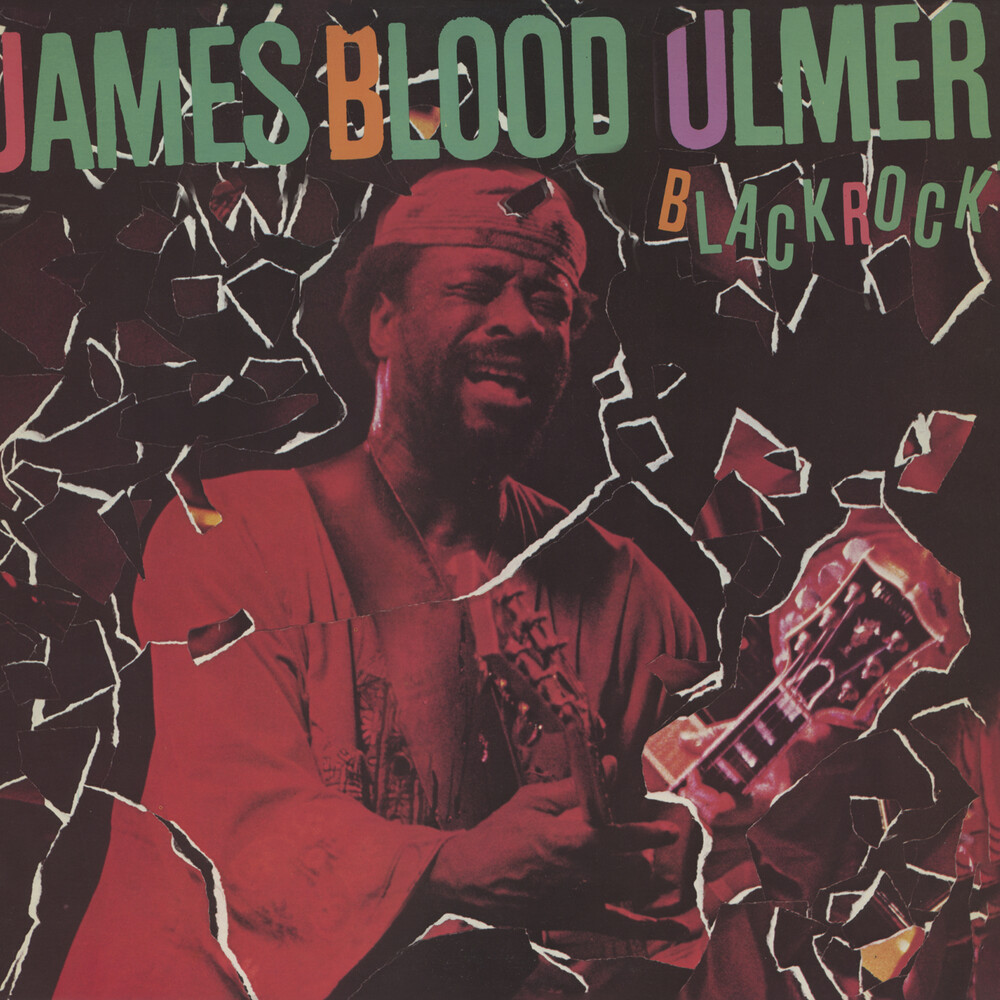 James Ulmer  Blood - Black Rock (Hol)
