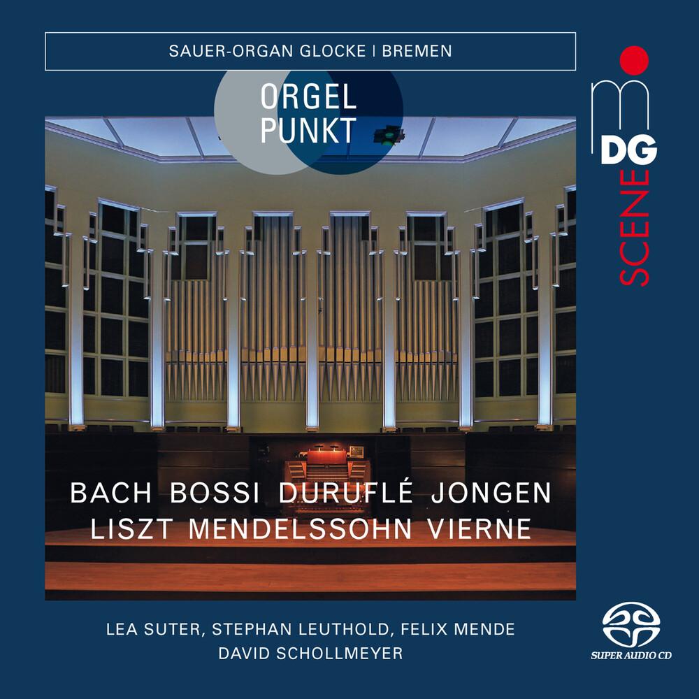 Orgelpunkt / Various (Hybr) - Orgelpunkt