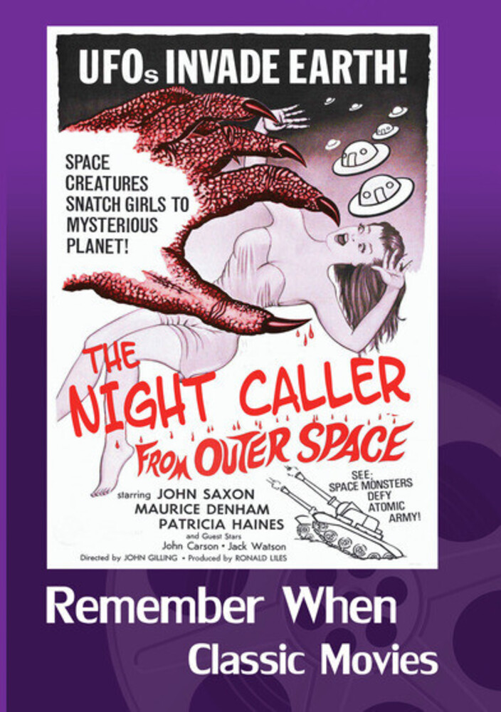 Night Caller From Outer Space - The Night Caller From Outer Space