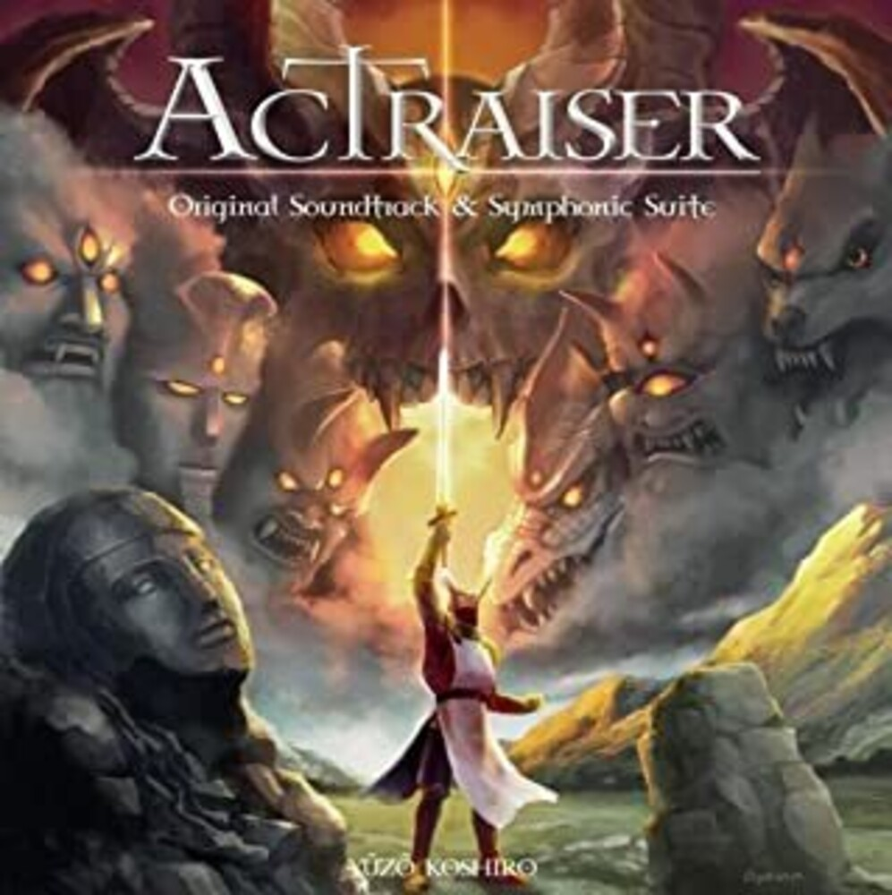 Yuzo Koshiro  (Uk) - Actraiser (Original Soundtrack)