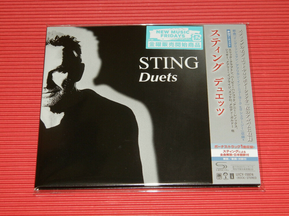 Sting - Duets (SHM-CD) [Import]