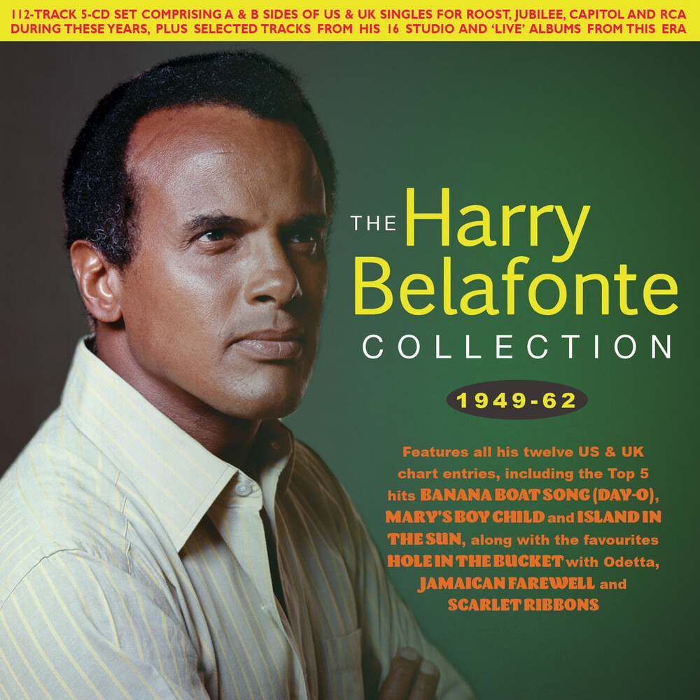 Harry Belafonte - Collection 1949-62