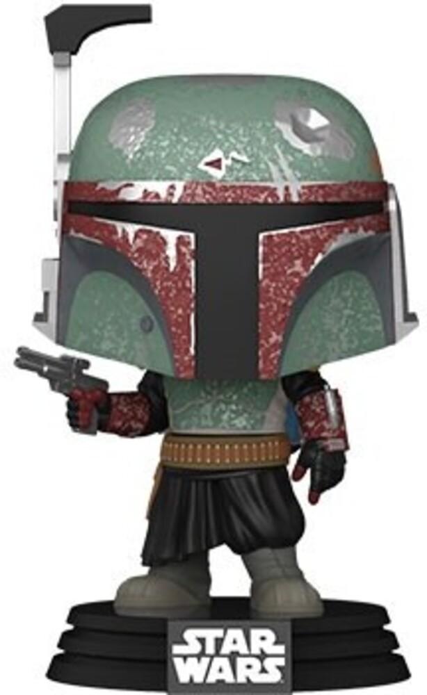 Funko Pop! Star Wars: - Mandalorian- Boba Fett (Vfig)