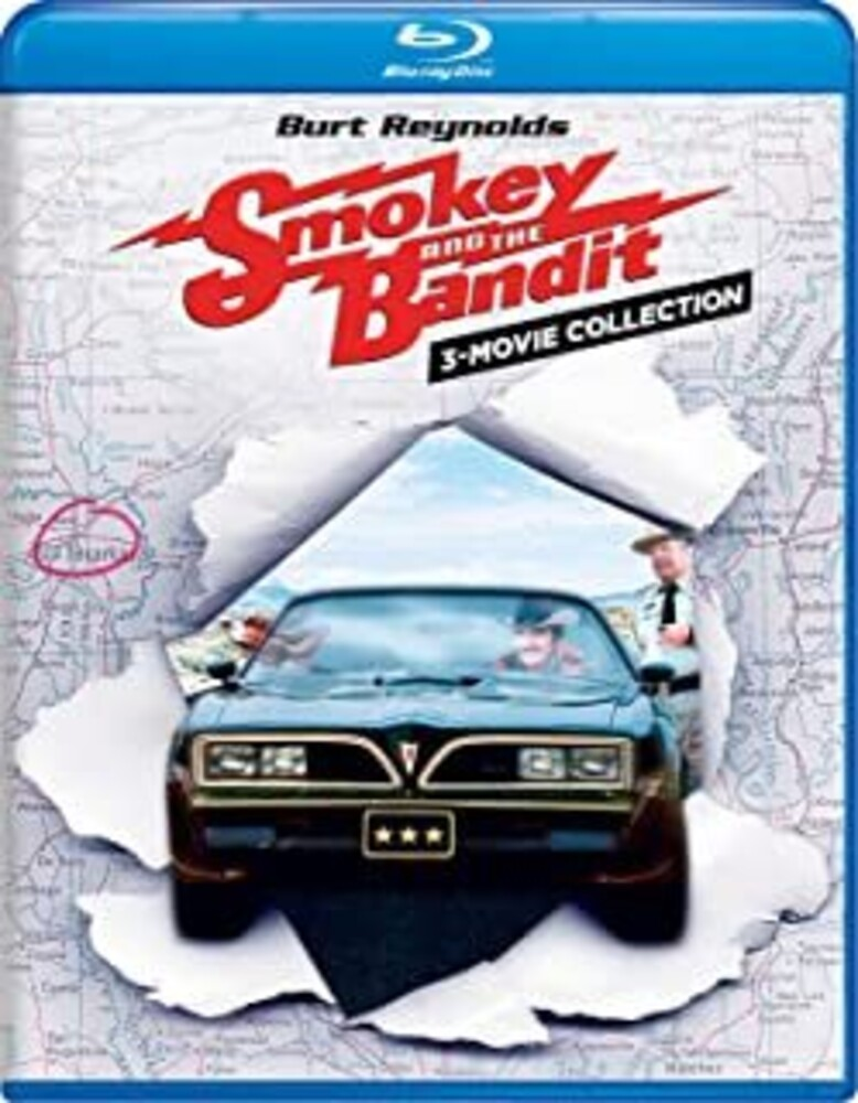 - Smokey & The Bandit 3-Movie Collection (2pc)