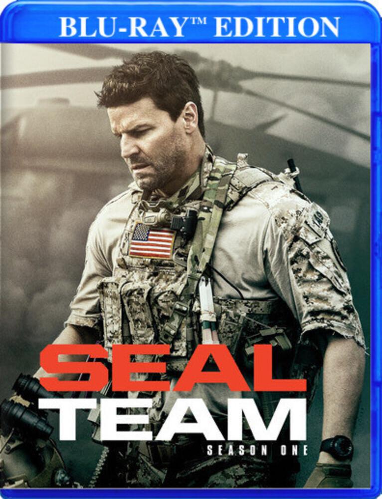 - Seal Team: Season 1 (5pc) / (Box Full Mod Ac3 Dol)
