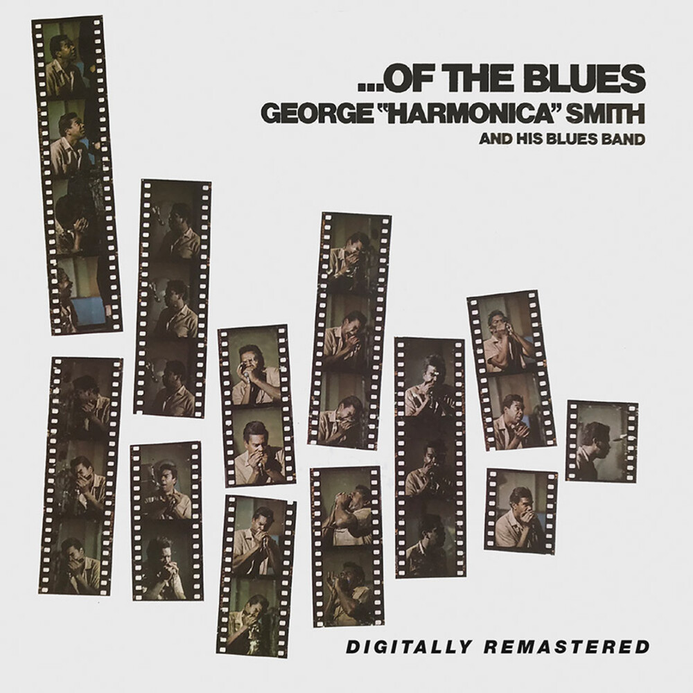 George Smith  Harmonica - Of The Blues