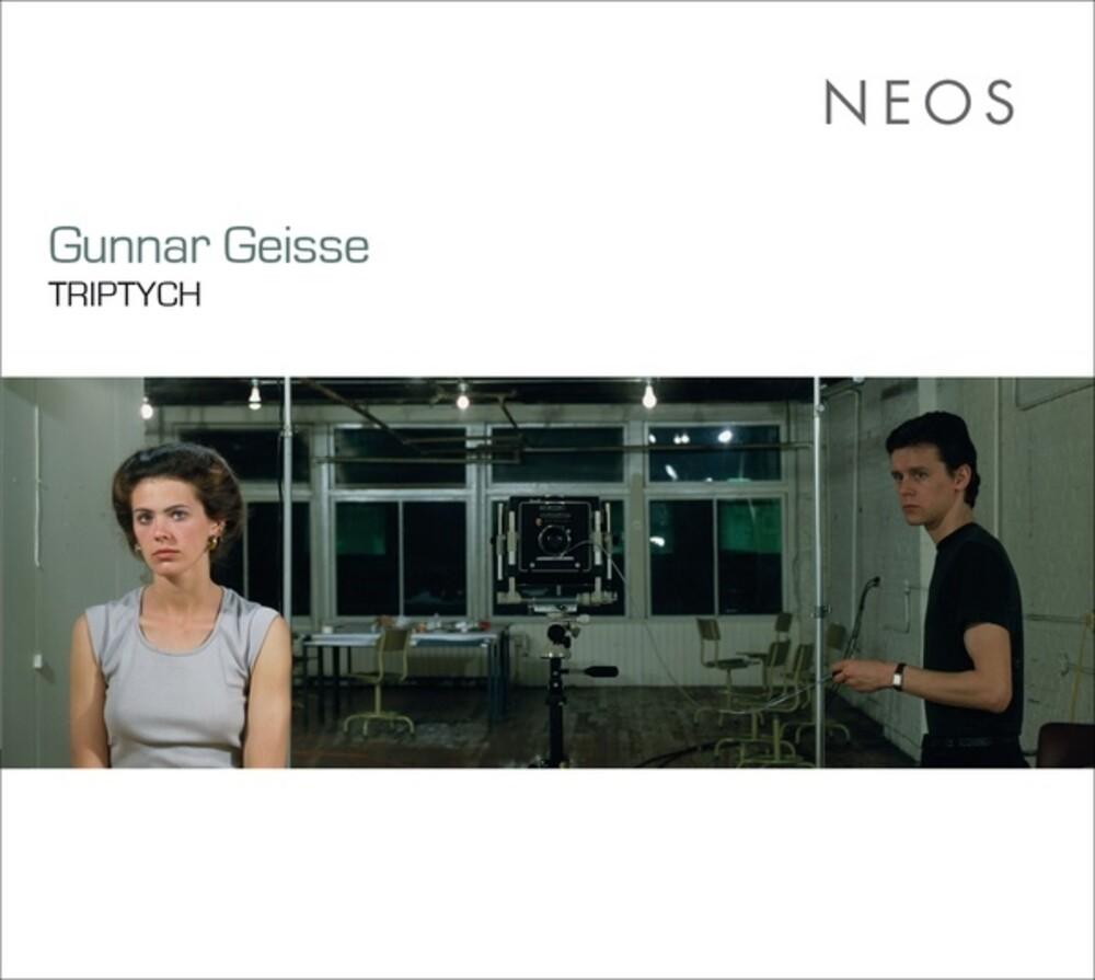 Gunnar Geisse - Triptych