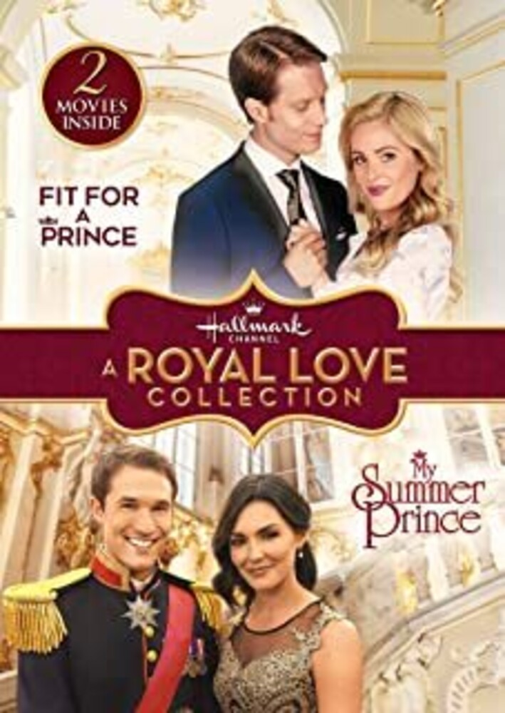 - Royal Love Collection, A: Fit For A Prince & My