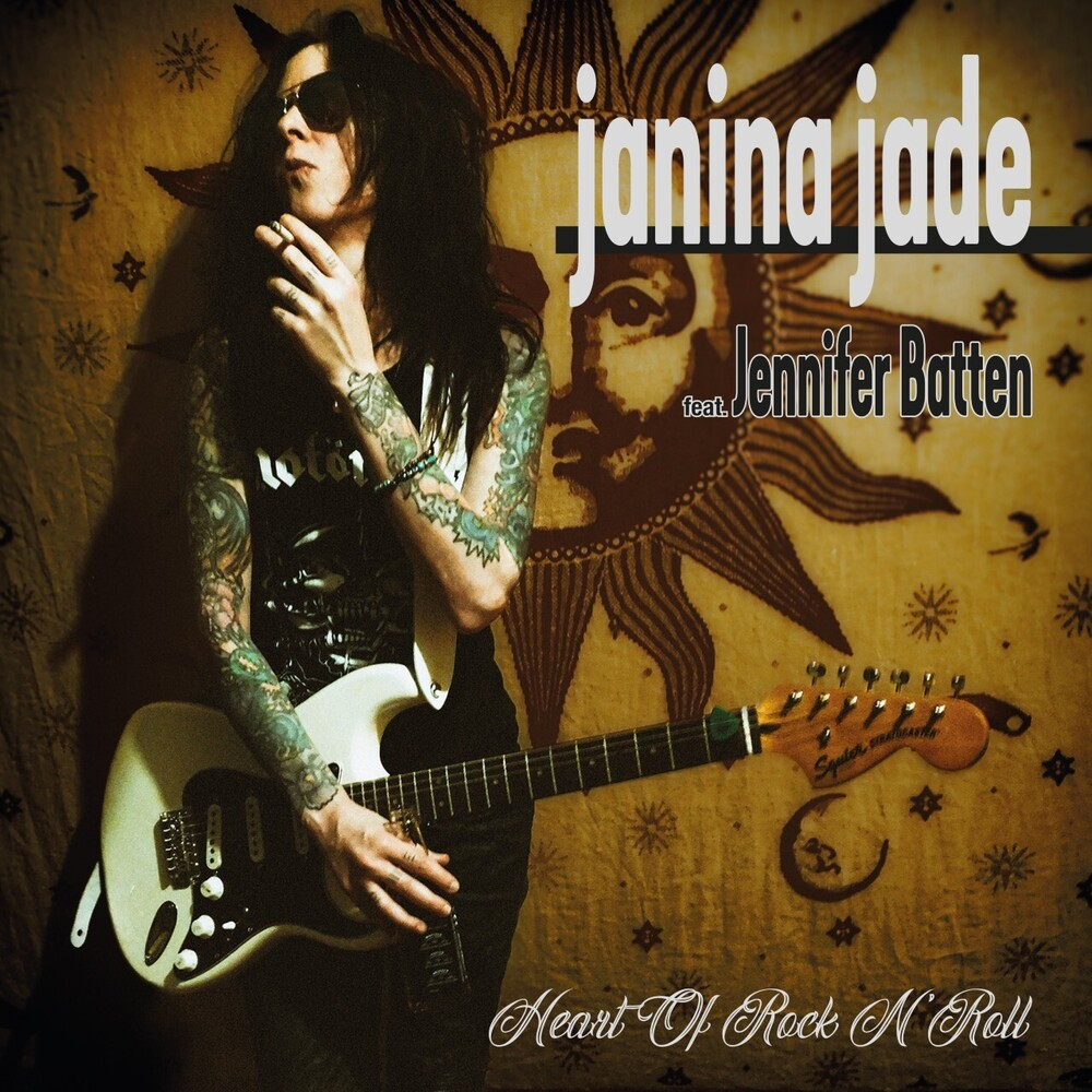 Janina Jade - Heart Of Rock N' Roll