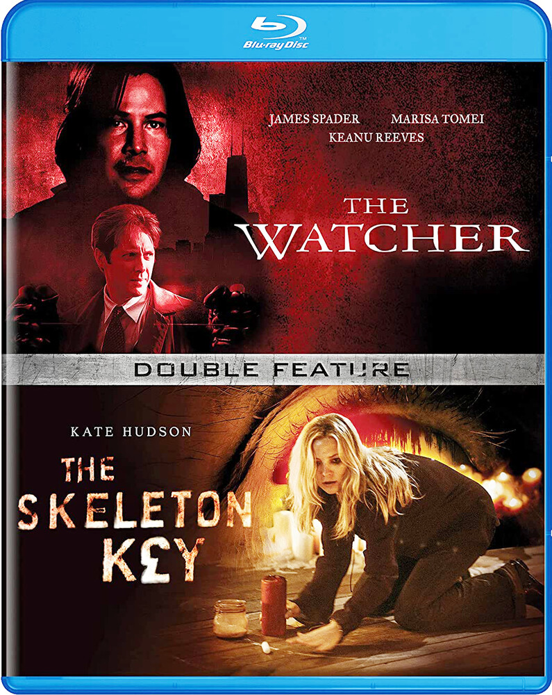 Watcher, the / the Skeleton Key Double Feature - Watcher, The / The Skeleton Key Double Feature