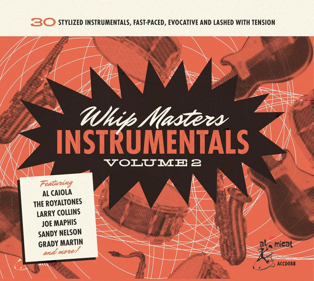 - Whip Masters Instrumental 2 (Various Artists)
