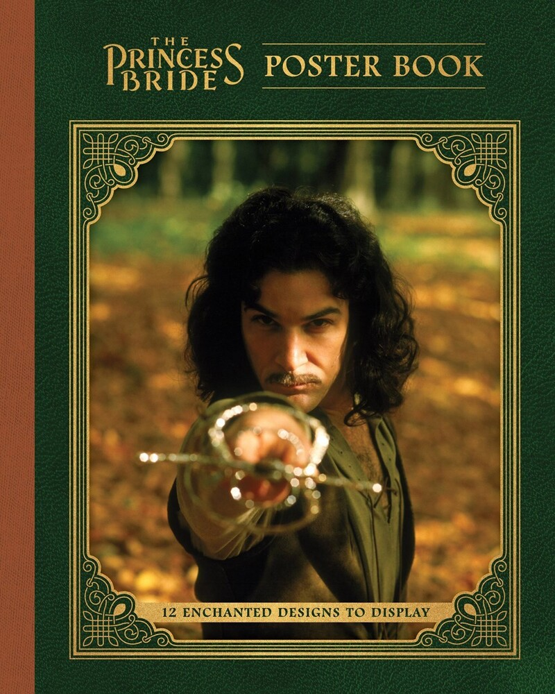 Princess Bride Ltd - Princess Bride Poster Book (Post) (Ppbk)