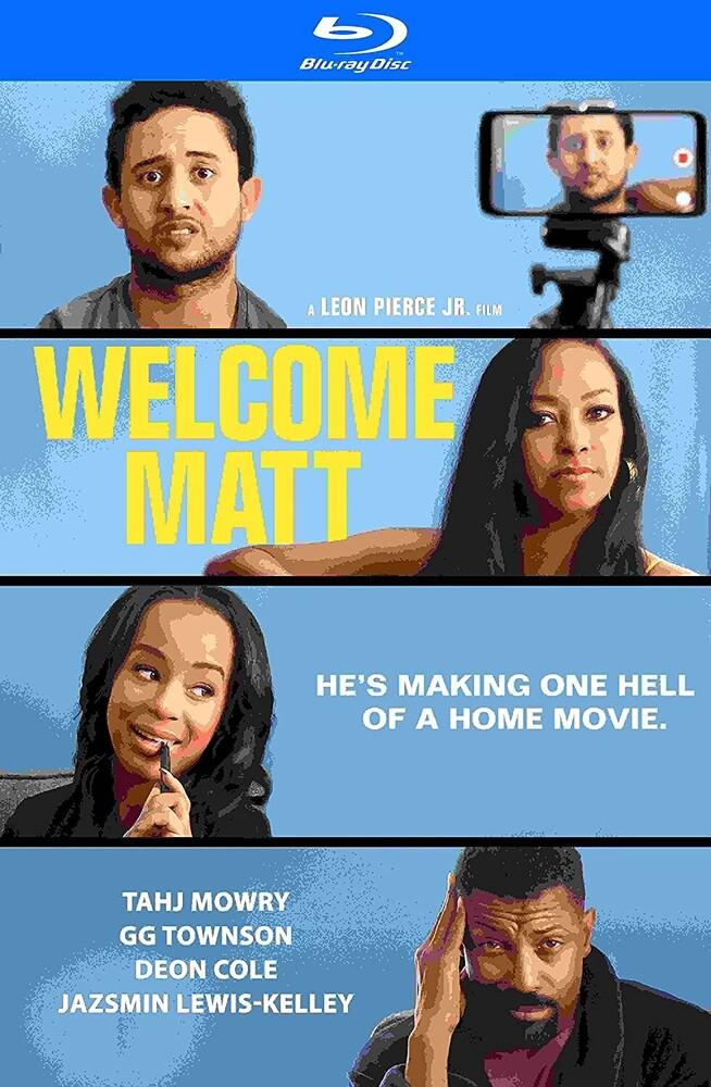- Welcome Matt
