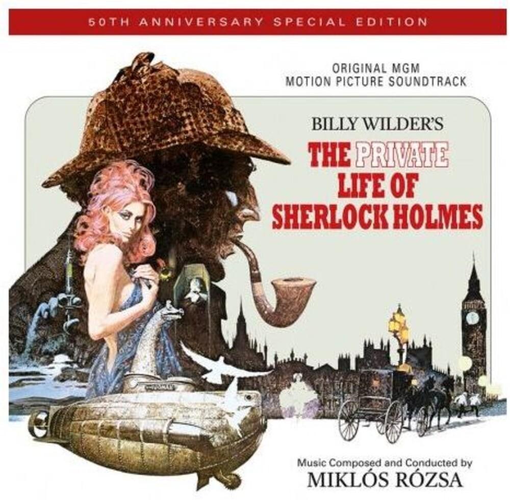 Miklos Rozsa  (Ita) - Private Life Of Sherlock Holmes / O.S.T. (Ita)