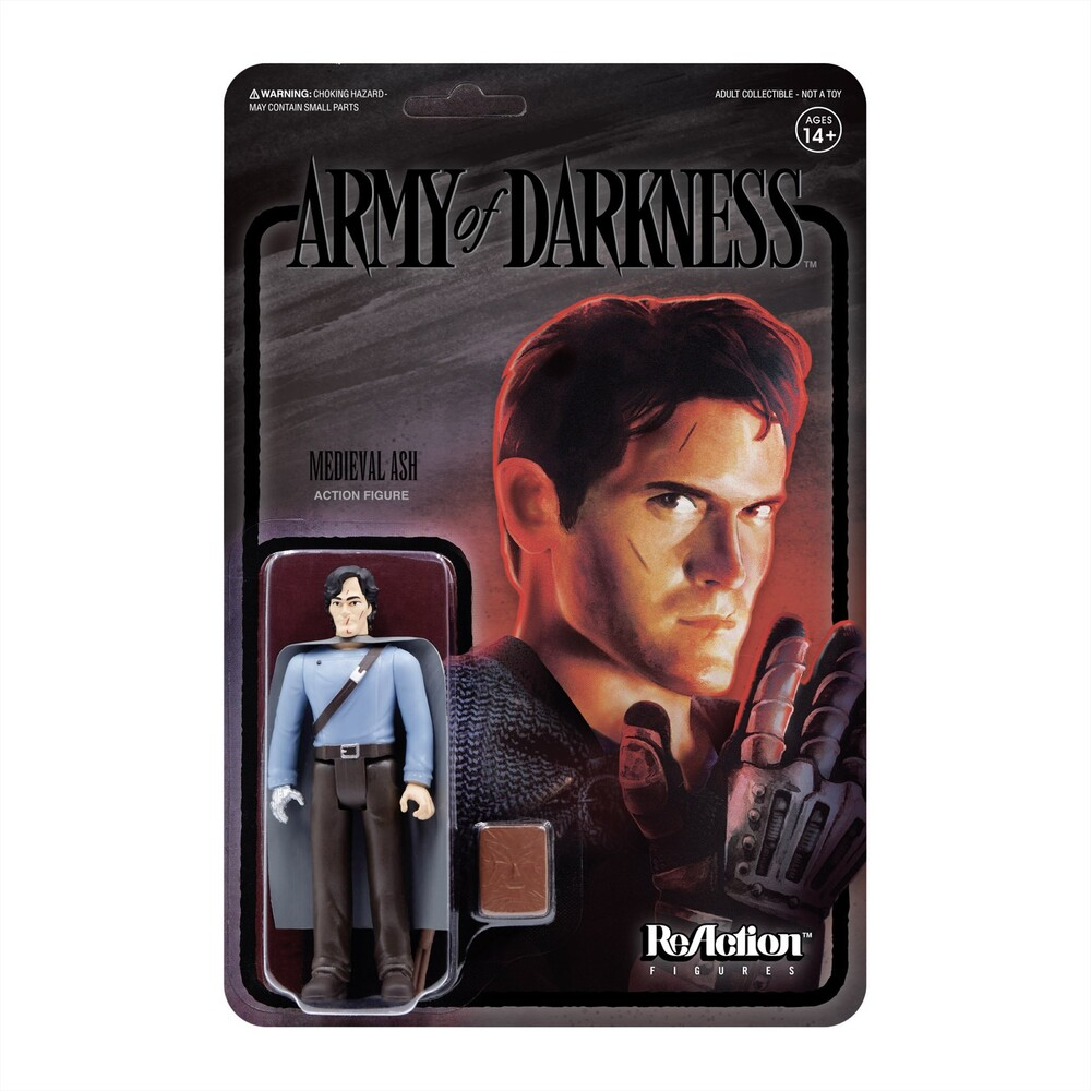 - Army Of Darkness Wave 2 - Medieval Ash (Midnight)