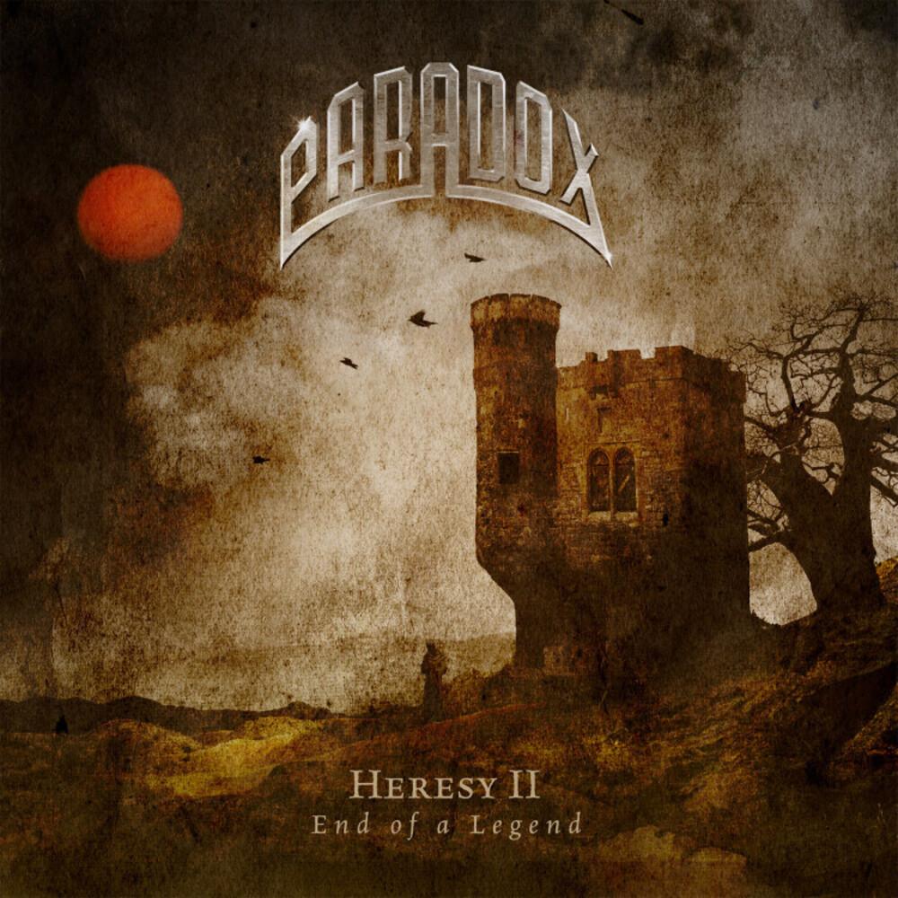 Paradox - Heresy Ii [Digipak]