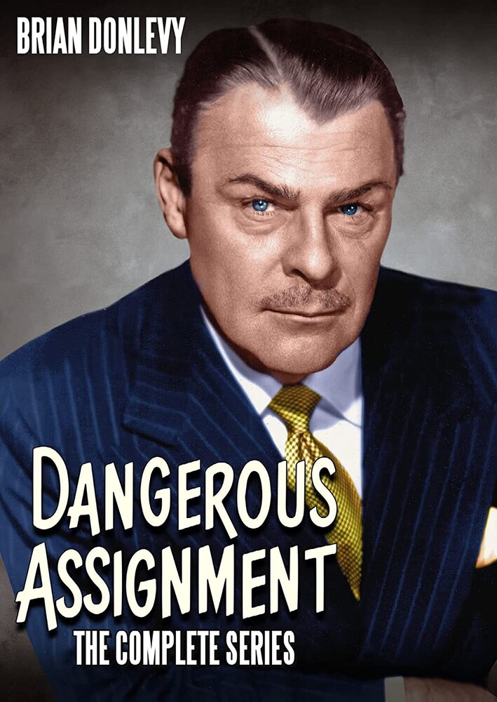- Dangerous Assignment: Complete Series