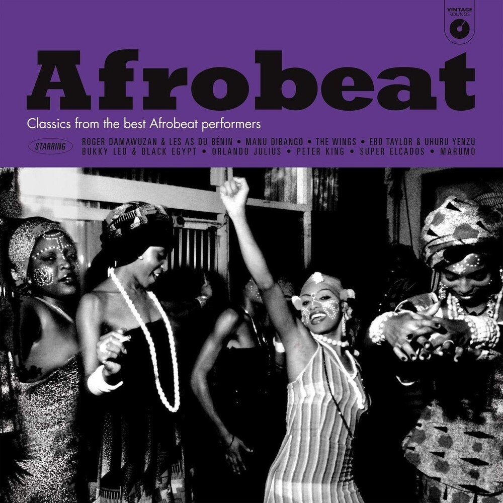 - Collection Vintage Sounds Afrobeat / Various