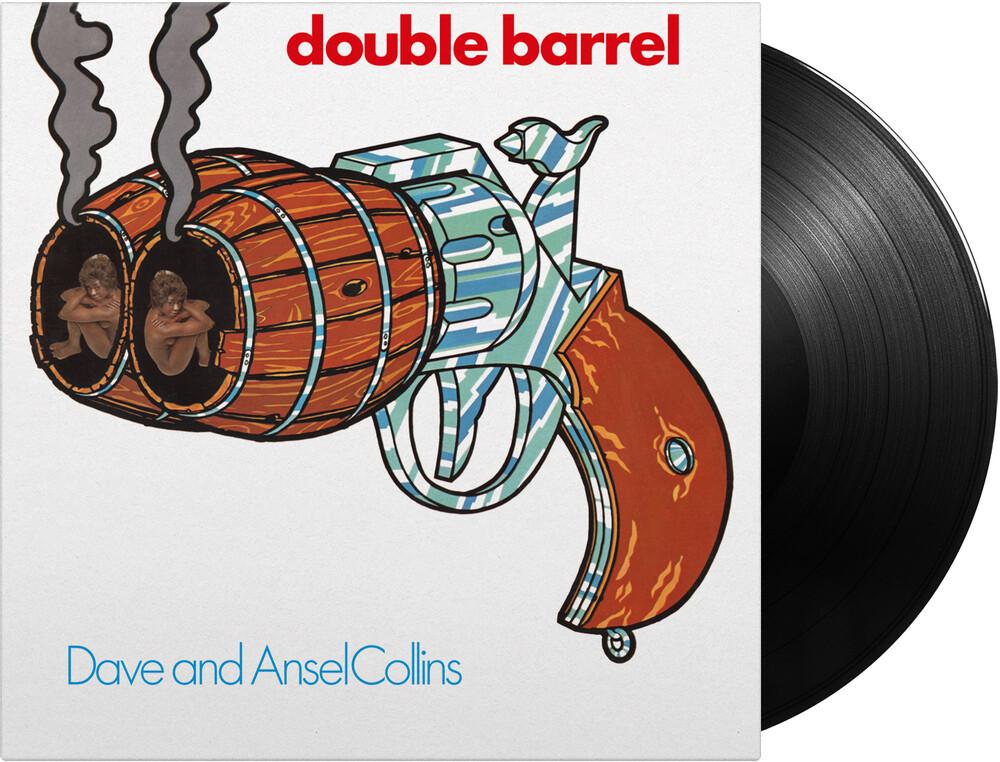 Dave Collins  / Collins,Ansel - Double Barrel (Blk) [180 Gram] (Hol)