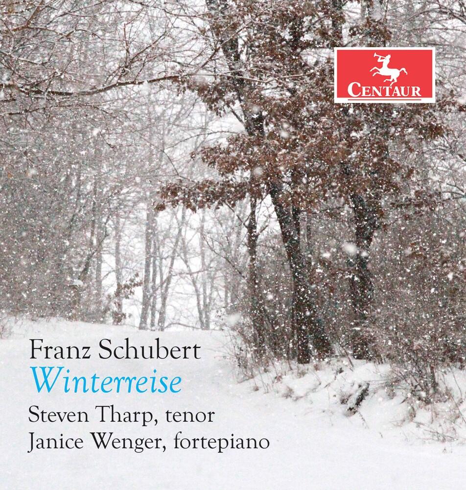 Schubert / Tharp / Wenger - Winterreise