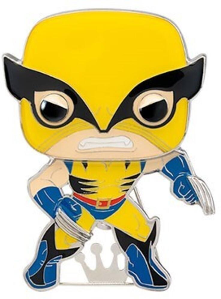 Funko Pop! Pins: - Marvel: X-Men - Wolverine (Vfig)