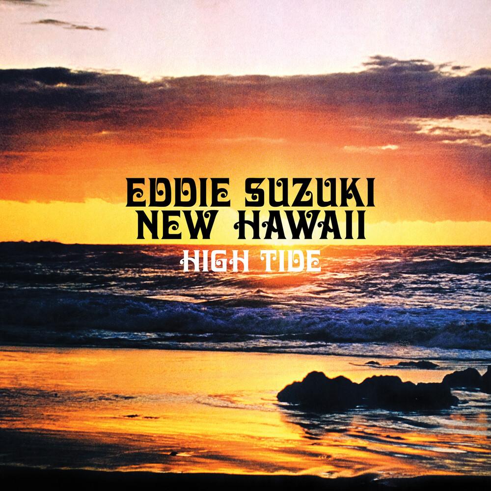 Eddie Suzuki - High Tide [Colored Vinyl] (Org) [Reissue]