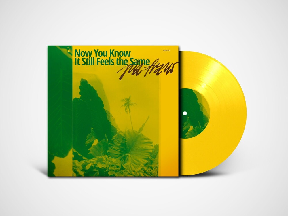 Pia Fraus - Now You Know It Still Feels The Same (Yellow)