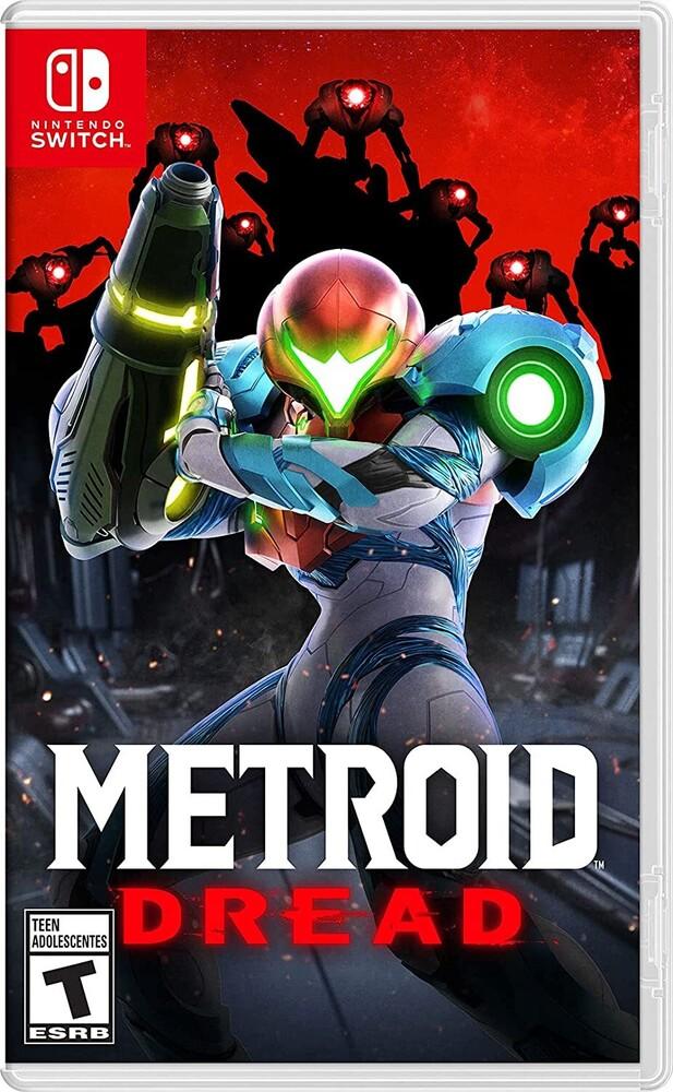 Swi Metriod Dread - Metroid Dread for Nintendo Switch