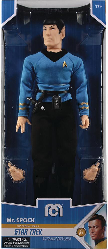 - Mego Sci-Fi Star Trek Tos Mr Spock 14in Af (Afig)