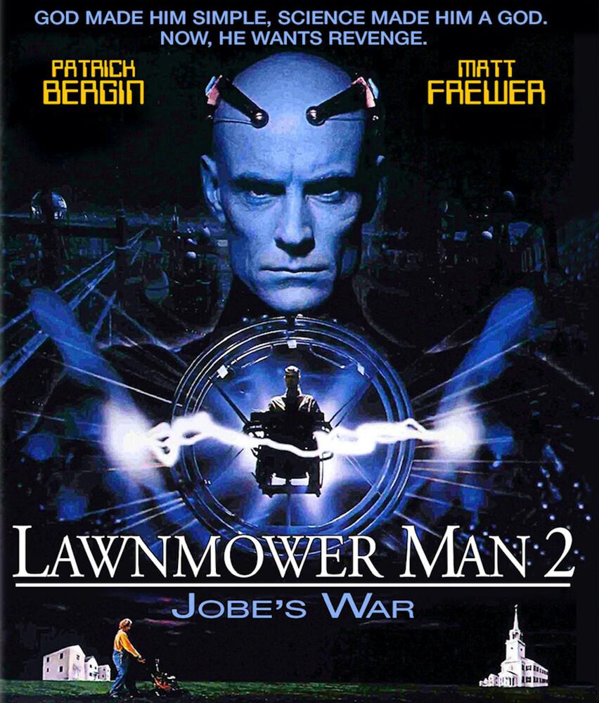 Lawnmower Man 2: Jobe's War - Lawnmower Man 2: Jobe's War