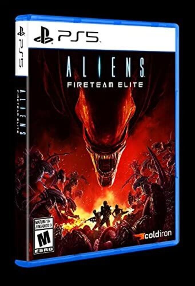 Ps5 Aliens Fireteam Elite - Ps5 Aliens Fireteam Elite