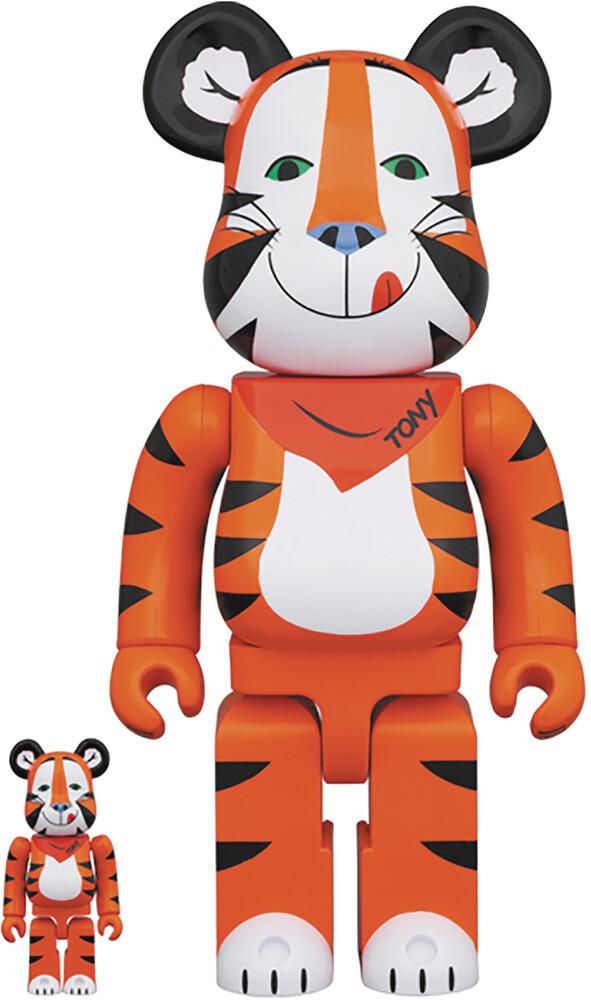 - Kelloggs Tony The Tiger Vintage 100% & 400% Bea 2p