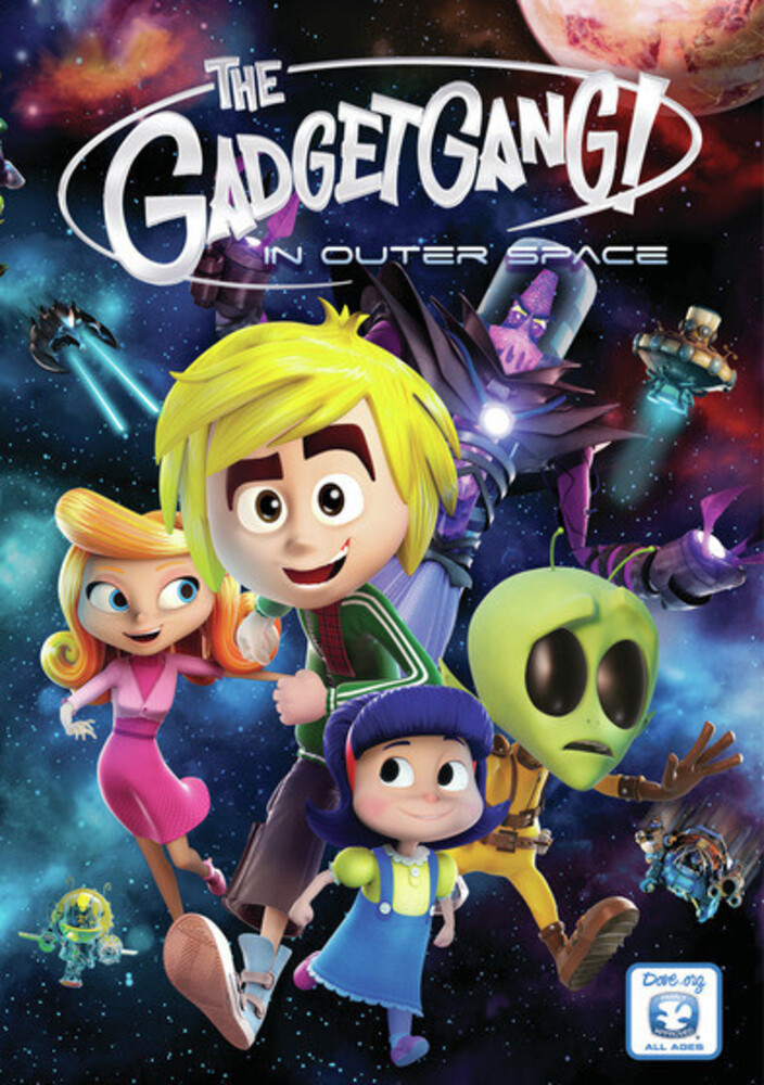 - Gadget Gang In Outer Space / (Mod)