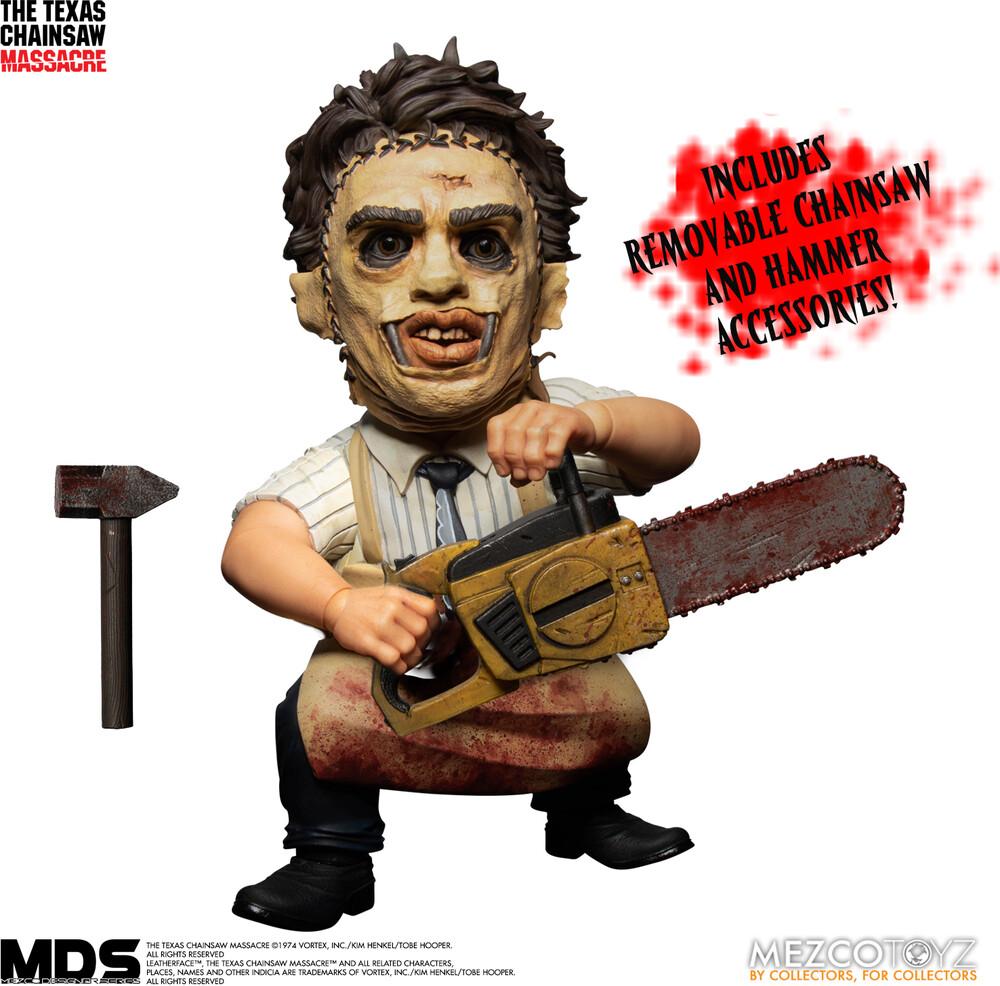 - Mds Texas Chainsaw Massacre (1974): Leatherface