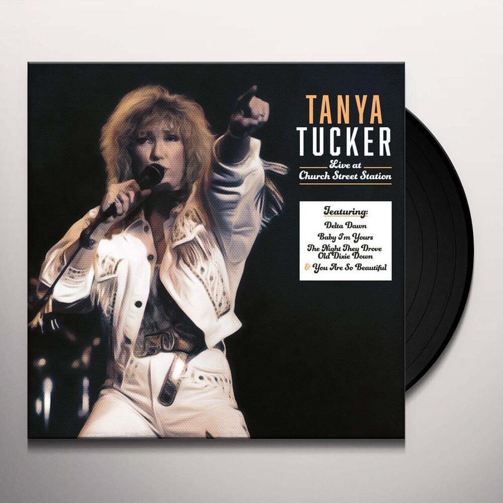 Tanya Tucker - Live At Church Street Station