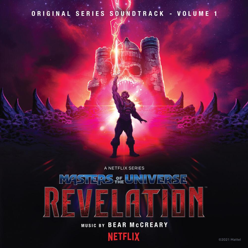 Bear Mccreary  (Mod) - Masters Of Universe: Revelation (Netflix V1) / Ost