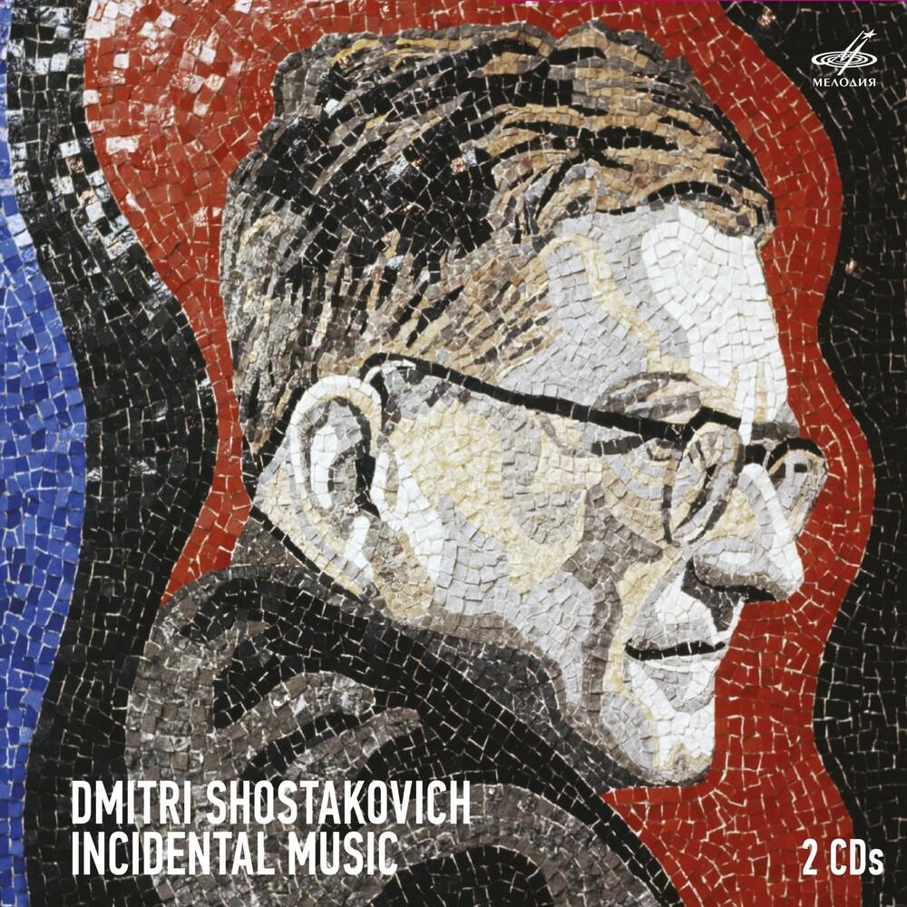 Shostakovich - Incidental Music (2pk)
