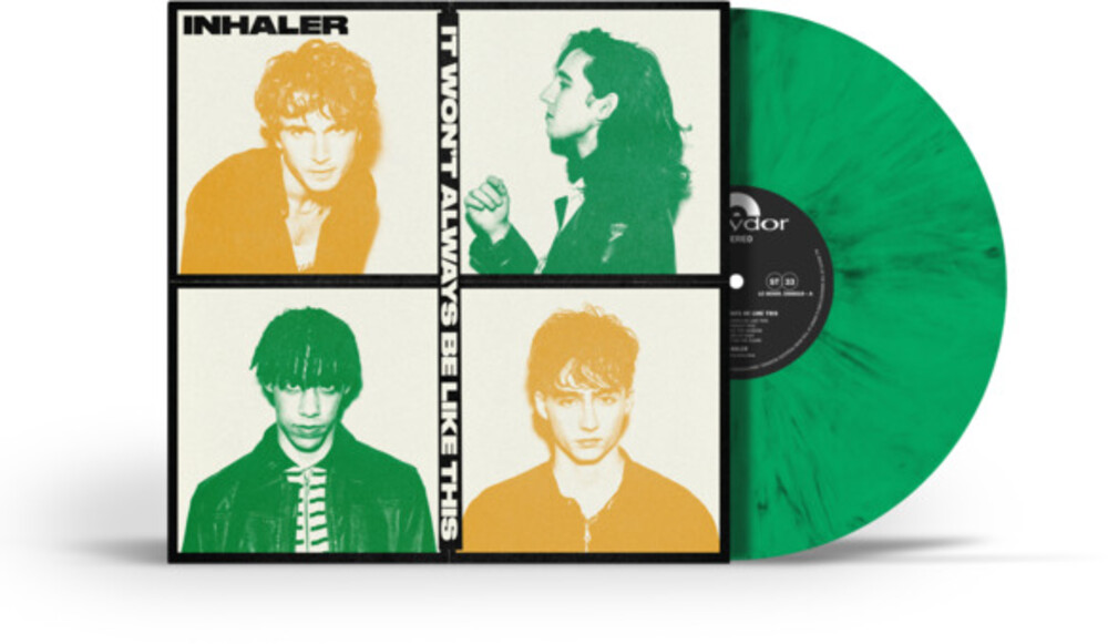 Inhaler - It Won't Always Be Like This [Colored Vinyl] (Grn) [Limited Edition]