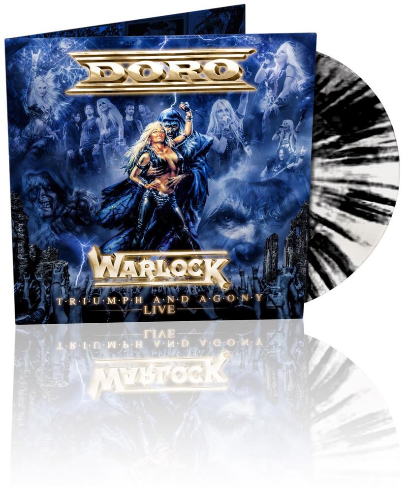 Doro - Warlock - Triumph & Agony Live (Marbled Vinyl)