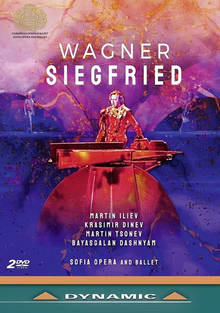 Wagner / Sofia Opera & Ballet - Siegfried (2pc) / (2pk)