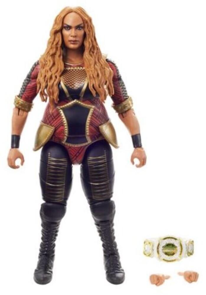 WWE - Wwe Elite Figure Nia Jax (Afig) (Clcb)